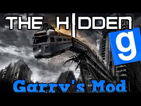 HIDDEN W POCIĄGU! - Garry's mod [SHORT] /Zagrajmy w