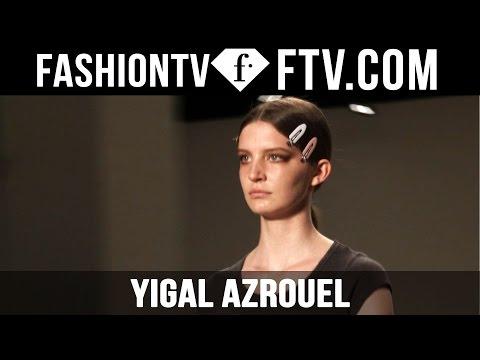 Yigal Azrouel Hairstyle at New York Fashion Week 16-17 | FashionTV