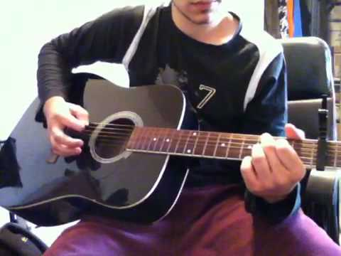 Thousand Foot Krutch So Far Gone Acoustic Guitar Cover
