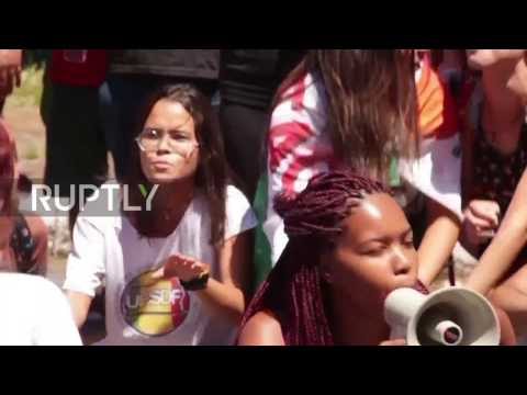 Brazil: Protesters occupy FinMin in protest against Temer's austerity measures