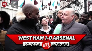 West Ham 1-0 Arsenal | Wenger & Gazidis Should Be On Crimewatch For This Mess! (Claude)