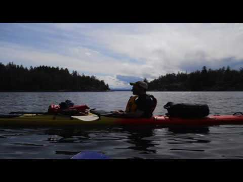 Kayaking the Inside Passage Part 1