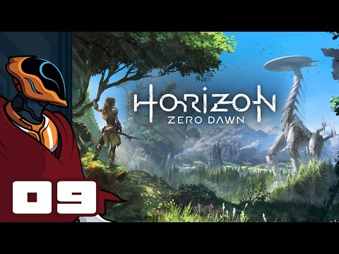 Let's Play Horizon Zero Dawn - PS4 Gameplay Part 9 - One Woman Army