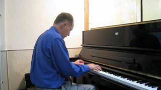 Danny Thomas plays Disney music (piano medley)