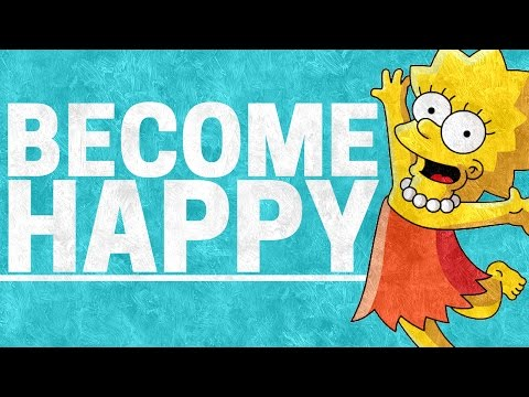 How to BE HAPPY | The Easiest Way To Become HAPPIER