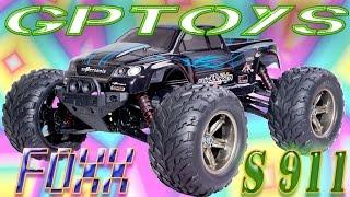 GPTOYS S911 2WD Клёвая машинка из Китая (1:12)
