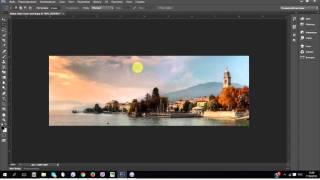 Как обрезать фотографии в Photoshop, оптимизировать размер, объем?