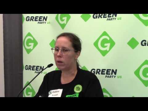 Debbie Russell – Stop School to Prison Pipeline