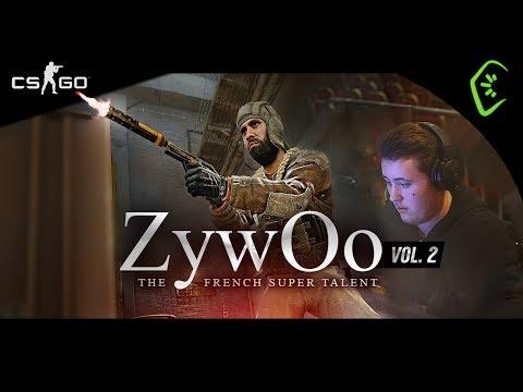 [CS:GO] ZywOo – The French Super Talent: Vol. 2 (Fragmovie)