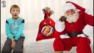 Тима НЕ ВЕРИТ в Деда Мороза! Подарка НЕ БУДЕТ на Новый год? 😱