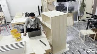 [독수공방]서랍+책꽂이+프린트수납 만들기