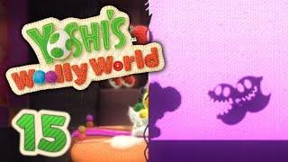 Geisterhafte Wollvorhänge! | #15 | Yoshi's Woolly World