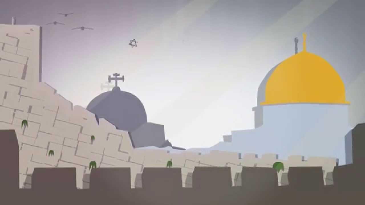הסיפור האמיתי מאחורי סיסמאות יום ירושלים