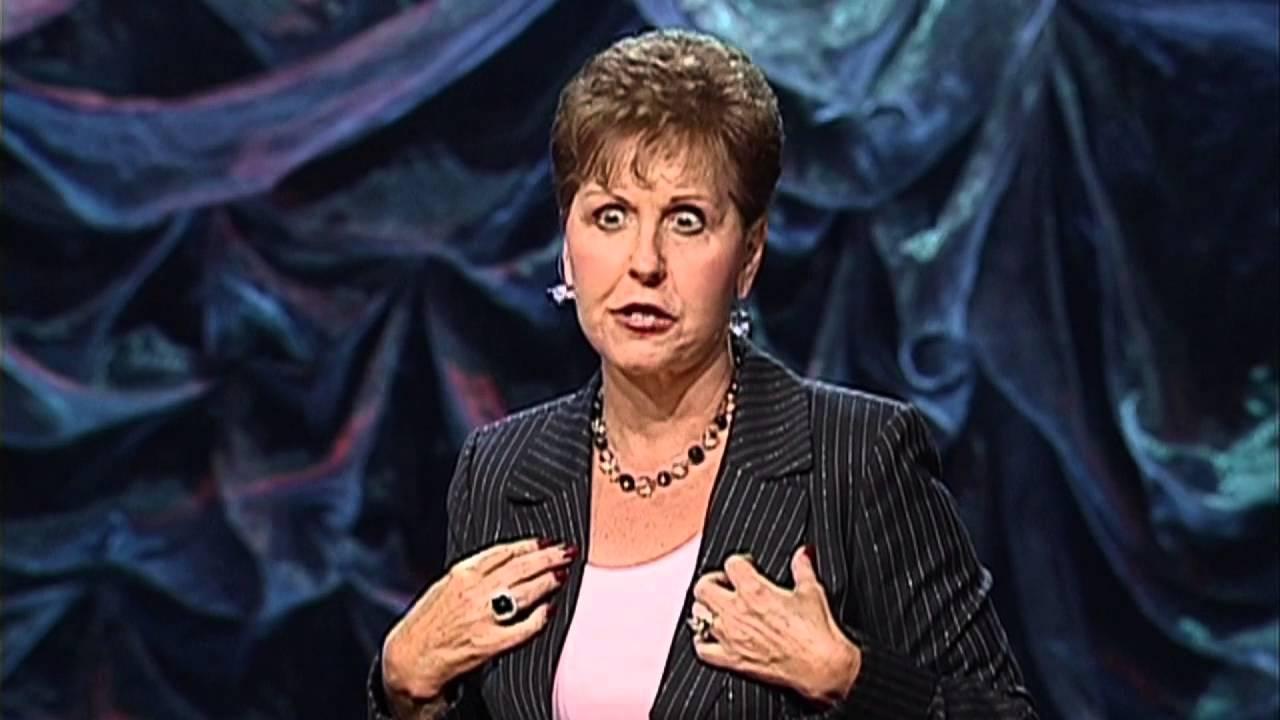 Schau der Wahrheit ins Gesicht – Das Leben genießen – Joyce Meyer Ministries