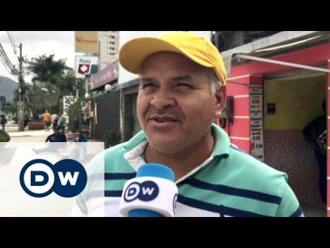 Rio: Shop owner hopes sandwiches bring gold   DW News