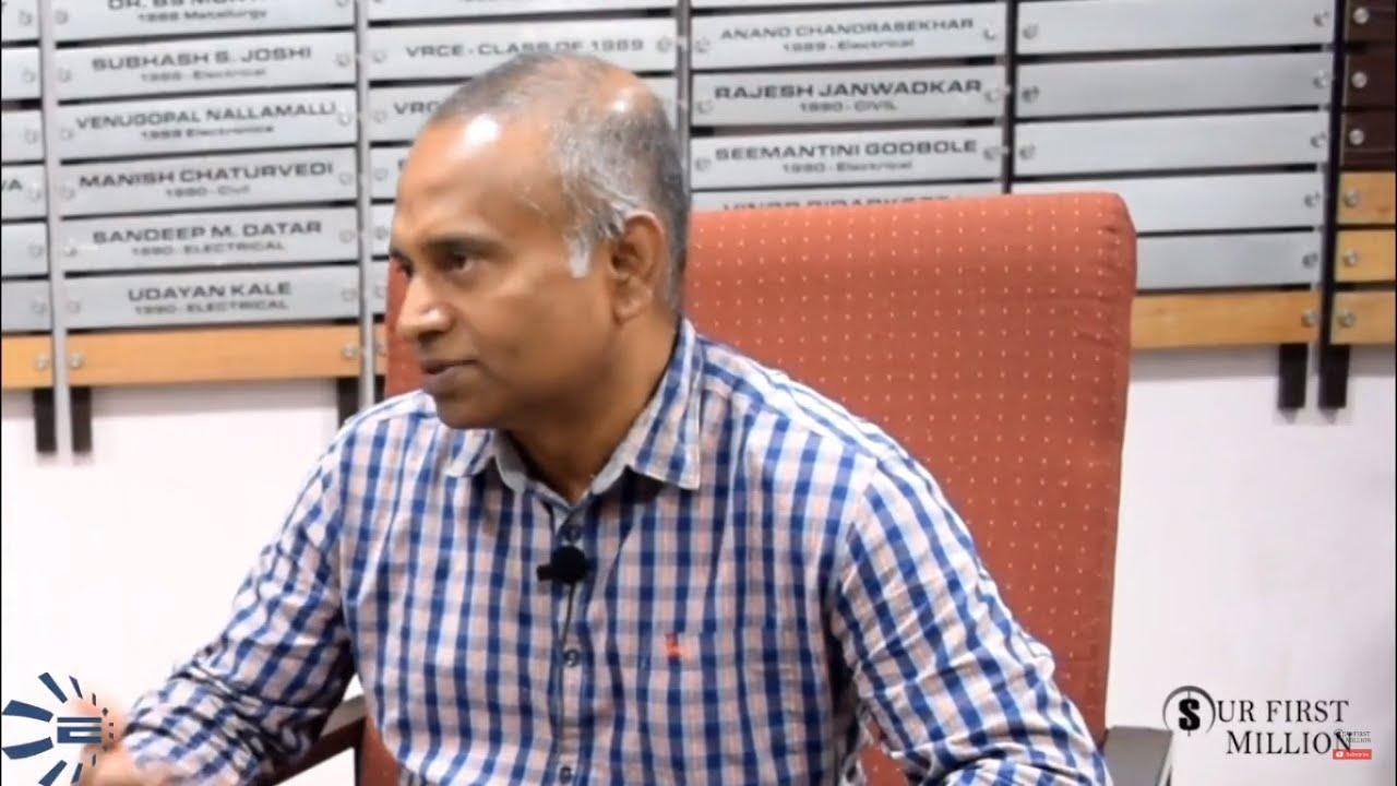 Natrajan S   Strategic and Planning Director - Intel India   Interview