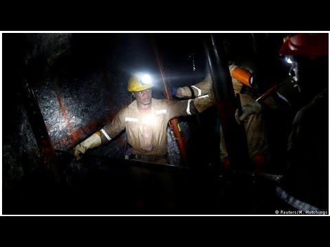South africa gold mine: about 950 workers trapped underground – Hello Daily News