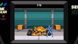 BUSTER FIGHT (J) - Game Gear [ Complete Game ]