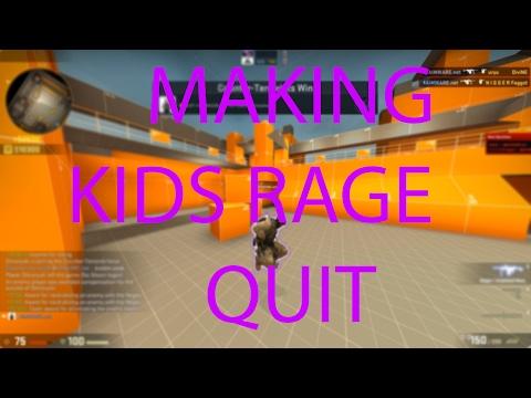 CS:GO HVH NO SPREAD+SETTINGS AIMWARE.NET MAKING KIDS RAGE QUIT