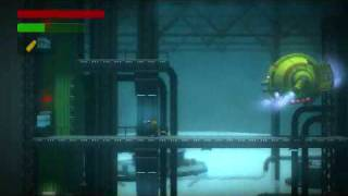 Bionic Commando Rearmed PC Gameplay
