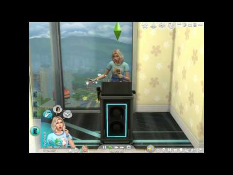 THE SIMS 4 : CITY LIVING EXPANSION - KARAOKE SOLO