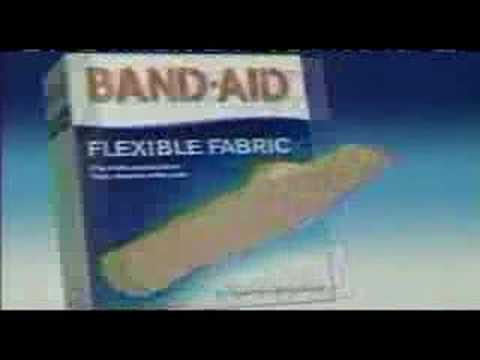 Band-aid Brand Commercial