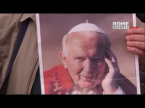 Remembering John Paul II's final hours, 15 years later