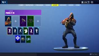 *LEAKED* phone it in emote remix | Fortnite