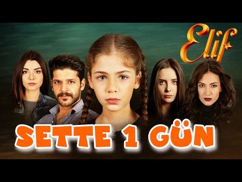 Elif TV Series Vlog | Isabella Güvenilir, Emre Kıvılcım, Cemre Melis Çınar, İrem Morkoç