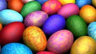 видео Как красить яйца