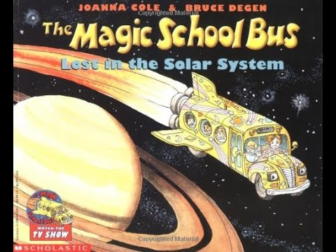 """""""Download"""" The Magic School Bus Lost In The Solar System PDF Free"""