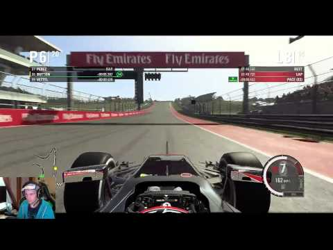F1 2015 Button Career Expert - American Grand Prix