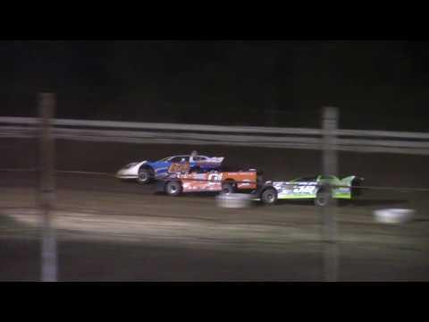Hummingbird Speedway (7-9-16): BWP Bats Steel Block Late Model Feature