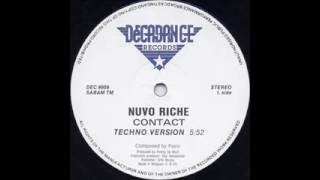 Nuvo Riche-Contact (techno version)