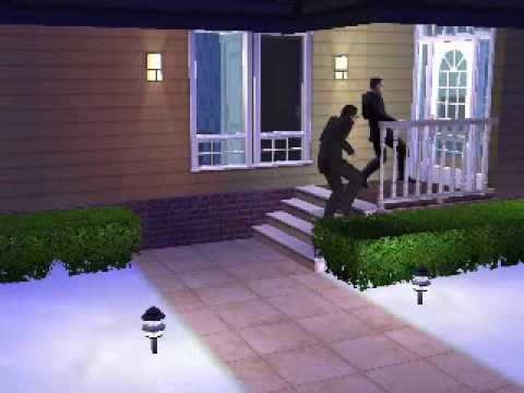 Arrogant Worms - Killer Robots from Venus - Sims 2 Video