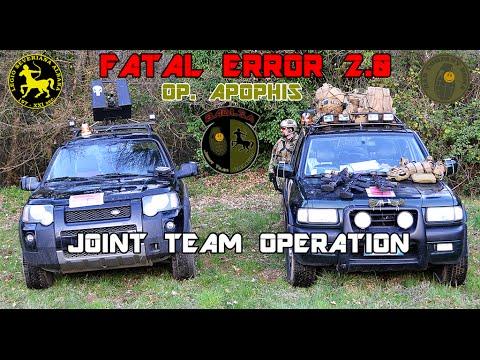 "BADLSA J.T. OPERATION SOFTAIR/FATAL ERROR2.0-24H-OP ""APOPHIS""/PTG F.I.R. OPERATIVE VIDEO"