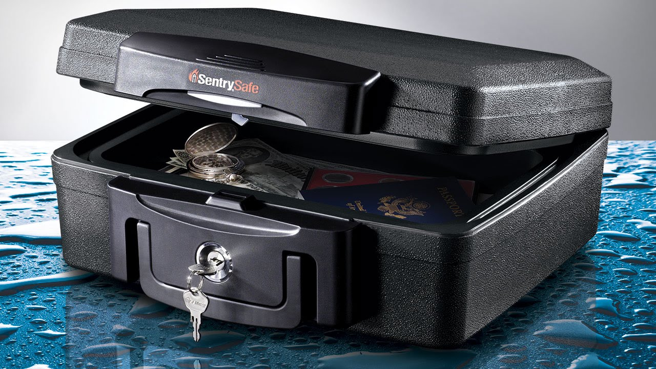 Medium Waterproof Fire Resistant H0100 Chest From