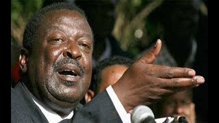 Mudavadi slams Jubilee Gov't for raising debt ceiling to Sh9 trillion | PUNCHLINE