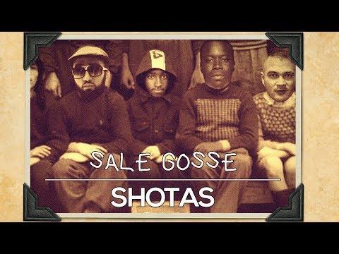 Youtube: SHOTAS raconte ses souvenirs d'enfance pour SALE GOSSE
