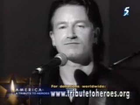 U2 - Peace On Earth / Walk On