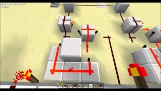 Minecraft - Circuits for a CPU #1 PC and MUX [Tutorial] [HD]
