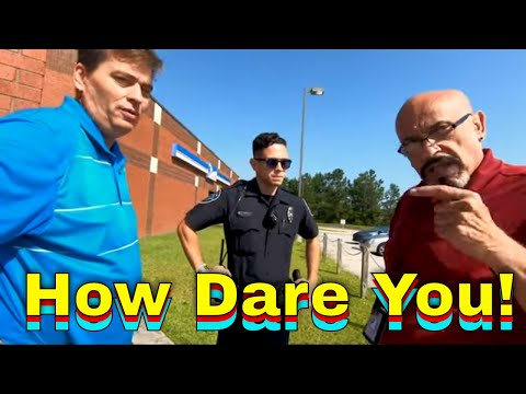 Part 1 Wow Worst Postmaster Ever Havelock North Carolina 1st Amendment Audit!