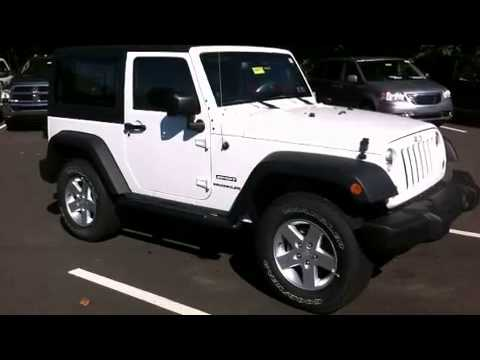 2014 Jeep Wrangler Sport In Doylestown Pa 18902 Youtube