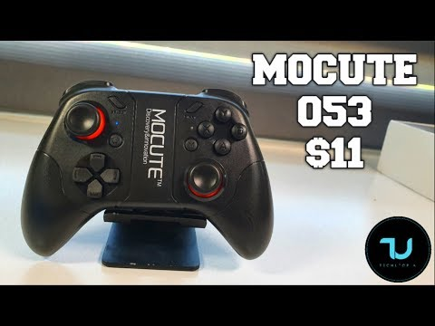 MOCUTE 053 Gamepad Review 2019 Android/PC/iOS! The Best Cheapest Controller 2019/2020