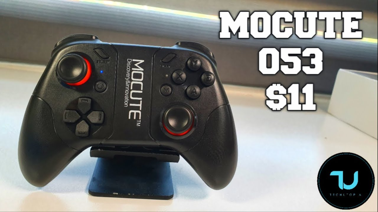 MOCUTE 053 bluetooth Gamepad Android Joystick PC Wireless Controller Remote