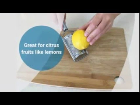 Best Zester for Lemons