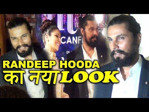 Randeep Hooda New Look Revealed At Maheka Mirpuri Fashion Show