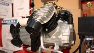 Воздушный компрессор Aurora GALE-50(Обзор, тестирование и работа компрессора Aurora GALE-50. Получить более подробную информацию и купить компрессор..., 2014-07-10T05:45:23.000Z)