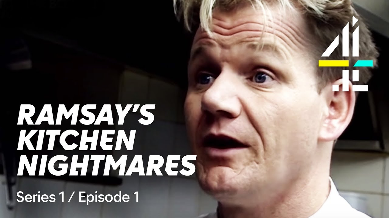 Download First Ever Episode of Kitchen Nightmares with Gordon Ramsay | Watch in Full