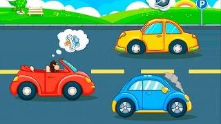 Мультики про машинки. Автосервис и безопасность в пути. Мойка и ремонт машинок.(, 2015-11-07T14:09:31.000Z)